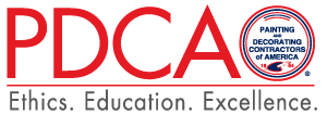 Painting and Decorating Contractors of America (PDCA) Member