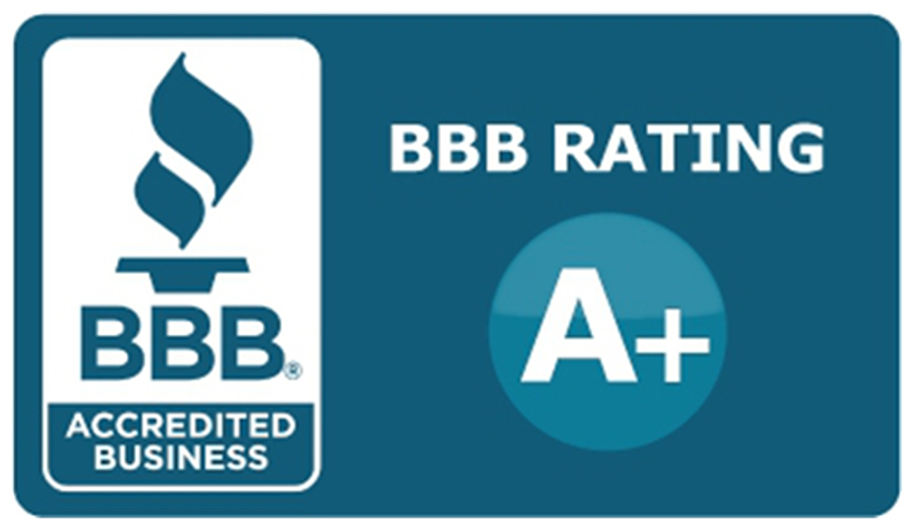 Better Business Bureau (BBB) Members Since 2012