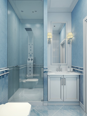 Small Bathroom Remodeling in St Louis