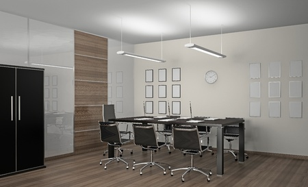 office team meeting spaces - Commercial Office Design Ideas