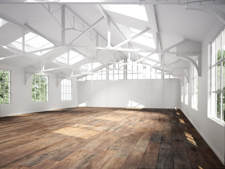 Superieur Reclaimed Office Space